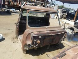 1953 1954 1955 Ford Truck Complete Cab 53 54 55 Look