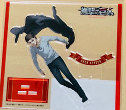 Attack On Titan Ellen Acrylic Stand Mappa Exhibition Limited Parco 2020 A2507