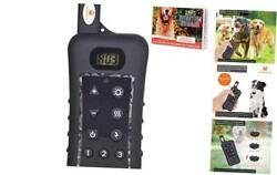 Wireless Electric Fence For Dogs Andndash Safe Replacement Remote Transmitter
