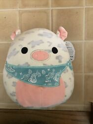 New Squishmallow Rosie The Pig 8 Inch