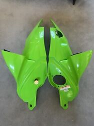 2007 2008 Kawasaki Ultra 250x Right And Left Fender Cowl Side Fairings W/ Mirrors