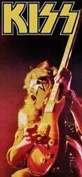 Kiss Band Ace Frehley Large 24 X 51 Custom Door Poster - Rock Collectbles