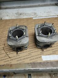 Polaris Indy Trail 488 Fan Left And Right Cylinder Jug 72mm Needs Bored
