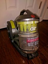 Hoover Sh40070 Windtunnel Air Bagless Canister Vacuum Motor Canister Only Works
