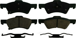 Disc Brake Pad Set-posi 1 Tech Ceramic Front Autopart Intl 1412-36628