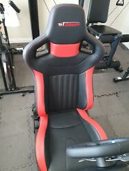 Ps4 Gt Omega Art Racing Simulator Cockpit Steering Wheel Pedals And Shifter