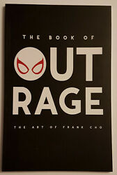 The Book Of Outrage The Art Of Frank Cho 2019