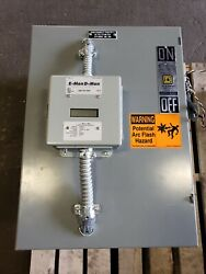 Square D I-line Busway Switch And Amp Meter, 200a, 3ph, 4w, Cat Ps-4620, 480 Vac