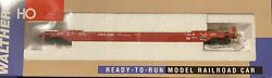 Walthers 932-4304 Stand Alone Husky Stack Crle Coe Rail Leasing 5390 Ho Scale