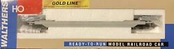 Walthers 932-4300 Ho Scale Undecorated All Purpose Stand Alone Husky Stack Car