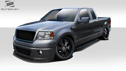 Duraflex Super Snake Look Body Kit 4 Piece For F-150 Ford 04-08 Ed_112251