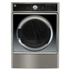 Kenmore Elite Smart 9.0 Front Control Dryer With Accela Steam Grey