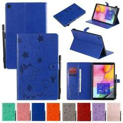 For Samsung Galaxy Tab A E S5e 7 8 9.6 9.7 10.1 10.5 Wallet Leather Case Cover