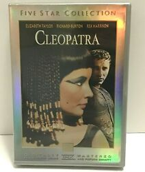 Cleopatra Five Star Collection Dvd Box Set Includes Bonus Dvd Elizabeth Taylor