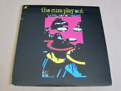 The Cure Play Out Video 12 Laserdisc Ld Rare Not Cd Dvd Bluray Picture Show