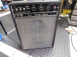 Checkmate 66 Solid State Electric Guitar Amp Vintage - Parts And Service