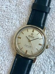 Vintage Omega Seamaster Deville 670 Automatic 14kgf Swiss Made Watch