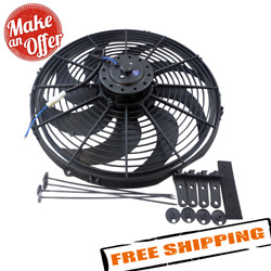 Rpc Racing Power Company R1016 Electric Cooling Fan