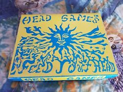 Vintage Grateful Dead Board Game Head Games Feed Your Head Extremely Rare Opoly