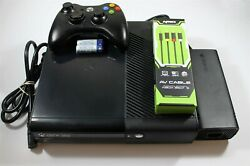 Microsoft Xbox 360 E Model 250gb Black Console