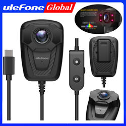 Surveillance Hd 1080p Body Camera +ir Night Vision Type-c Cam For Android Phones
