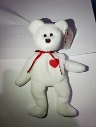 Beanie Baby Valentino 4058 Rare Collectables