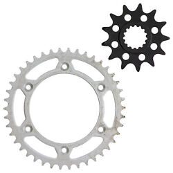 Niche 520 Pitch Front 13t Rear 42t Drive Sprocket Kit For Ktm 2004 300 350