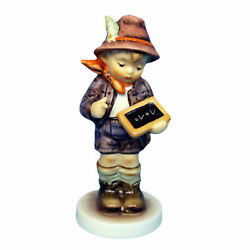 Hummel Figurine 556 One Plus One - No Box