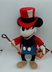 R.john Wright Circus Mickey Disney Convention Serial Number 195/300 W/certifica