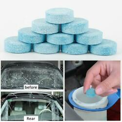 10pcs Windshield Washer Tablet Screen Window Cleaning Super Concentrated Wiper