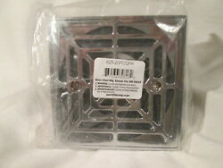 Sioux Chief 825-20pcqpk Square Stainless Shower Drain