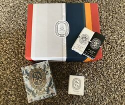 Sold Out 2021 Diptyque PARIS City Candle and Baies 35g candle NEW Limite Edition