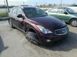 Roof Sunroof With Roof Rack Fits 08-12 Infiniti Ex35 357351