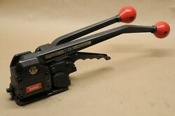 Recondition Signode Scmh 3/4 X .031 Combination Steel Strapping Tool A337