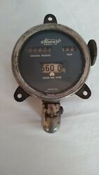 1915 Or 1916 Ford Model T Stewart Magnetic Speedometer F-14