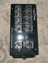 On-q Home 8 Port Telephone Expansion 364559-01