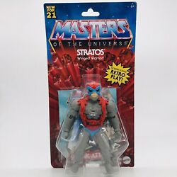 Mattel Masters Of The Universe Origins Stratos Action Figure