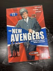 The New Avengers And03977 Very Good Dvd Christine Delarocheneil Hallettpaul-emile