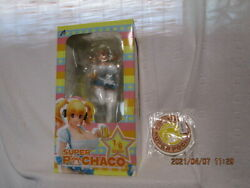 A Plus A+ Super Pochaco Beer Girl Ver 1/6 Pvc Figure Limited Used Japan F/s
