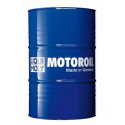 Drum Of 205l Oil Liqui-moly Synthetic 10w-40 For Moto Spare Parts Moped
