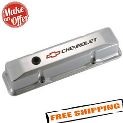 Proform 141-108 Valve Covers For 1959-1986 Chevy Small Block 262-400 V8 Engines