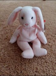Ty Beanie Baby Hoppity 1996 With Rare Errors And Retired
