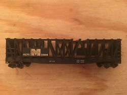 N Scale Trix Postage Stamp Trains By Aurora Monsanto 70-ton Container Car