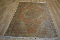 Antique Modern Design Andcolors Handmade Fine Turkish Rug 5ftx 8ft Free Shipping