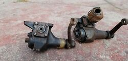 1932 Ford Parts For Sale Fender, Dash, Bumper, Radiator, Steering Boxes