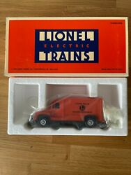 Lionel On-track Step Van O Scale 6-18423 New