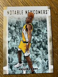 2007-08 Hot Prospects Kevin Durant Notable Newcomers Rookie