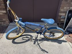 Vintage Old School Huffy Pro Thunder Bmx Bike Bicycle Local Pick Up Chicago