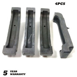 Radiator Mounting Cushions Rubber Support Pads 4 Core Radiator For Chevy 4pcs