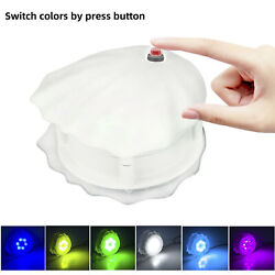 Magnetically Led Swimming Pool Wall Light Multi Color For Above Ground Pool-4pcs